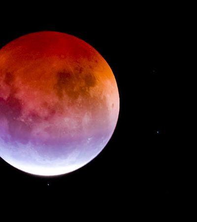 Eclipse da 'Lua de morango' acontece hoje; entenda a origem do nome enquanto espera