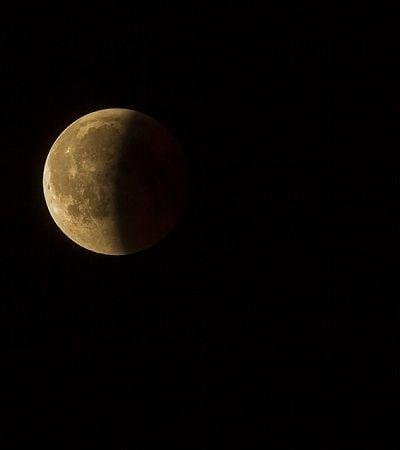 Eclipse da Lua no próximo mês será amplamente visível no Brasil e nós temos os horários