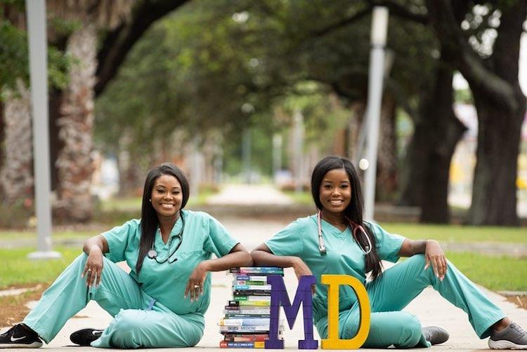 mãe e filha médicas 2