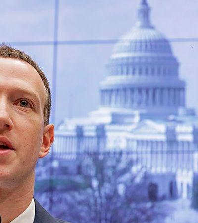 Funcionários do Facebook fazem grande paralisação pública contra posição de Zuckerberg sobre verificação de informações