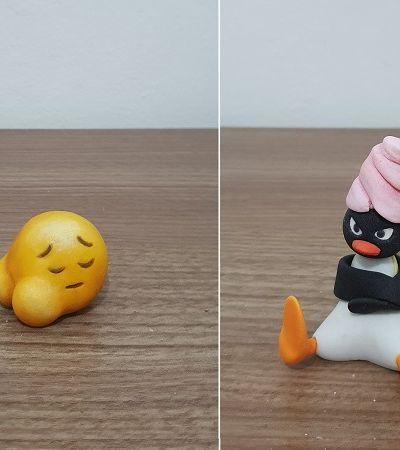 Designer de doces usa o tédio na quarentena para fazer docinhos de memes
