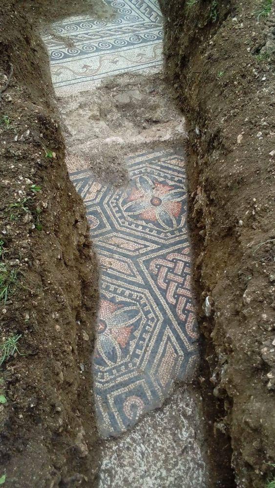 mosaico romano itália 4