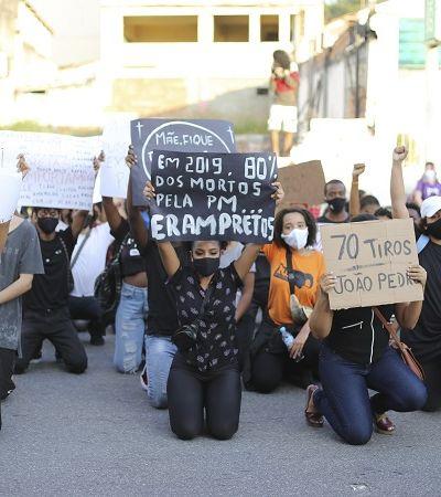 Rio de Janeiro bate recorde de mortes por policiais em meio à pandemia de coronavírus