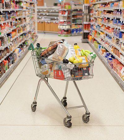 Carrefour instala 'lava rápido de compras' para facilitar a vida em tempos de coronavírus