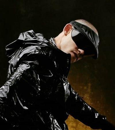 Designer cria viseira que te protege dos raios solares e do reconhecimento facial com estilo