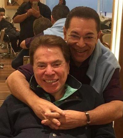 Saudade do Jassa: isolado em casa, Silvio Santos não corta o cabelo há 6 meses