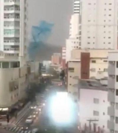 Ciclone com ventos de até 100 km/h deve atingir Sul do país após fenômeno 'bomba'