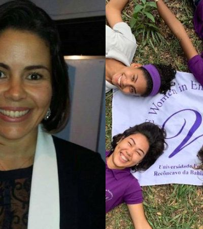 A professora que ganhou prêmio por incentivar inclusão de mulheres nas ciências exatas