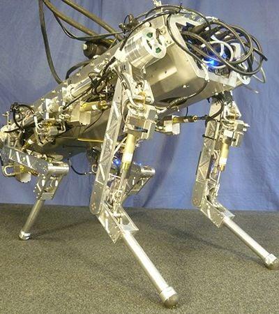 Por que este robô quadrúpede criado na Itália tem um potencial revolucionário