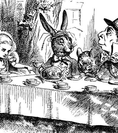 Sir John Tenniel: o autor das icônicas ilustrações de 'Alice no País das Maravilhas'