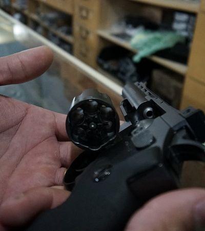 Instituto classifica como 'de fachada' consulta do exército que pode flexibilizar controle de armas