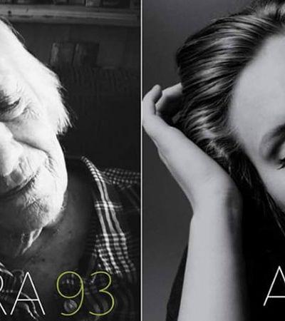 Adele e David Bowie ganham nova vida em capas recriadas por idosos em quarentena