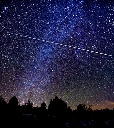 Madrugada reserva chuva de meteoro visível ao olho nu; sabia como assistir