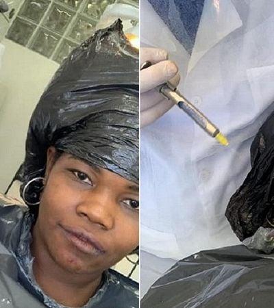 A esteticista que deu um bico no racismo e criou uma touca para cabelos crespos