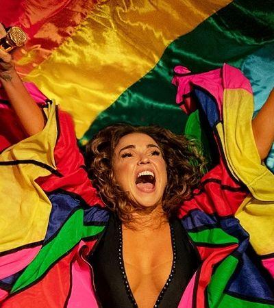 Daniela Mercury é destaque em lista do 'New York Times' com as 10 melhores lives da quarentena