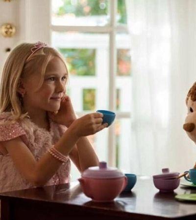 Menina trans de nove anos celebra papel em série da Netflix e exalta luta por direitos