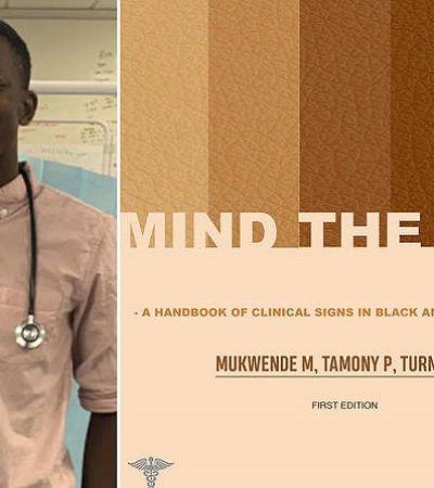 Estudante insatisfeito com apagamento racial cria guia de doenças associadas com pele negra