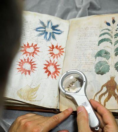 Os segredos deste misterioso livro intraduzível de 600 anos