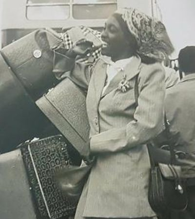 A história de Melânia Luz, a 1ª mulher negra membra de uma delegação olímpica do Brasil