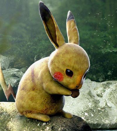 Artista recria personagens de 'Pokémon' em versões assustadoramente realistas