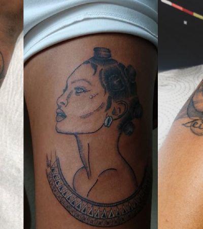 Tatuagem em pele negra: sugestões inspiradoras para você brilhar ainda mais