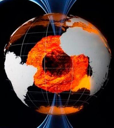 Campo magnético da Terra está mudando mais rápido que se sabia; entenda