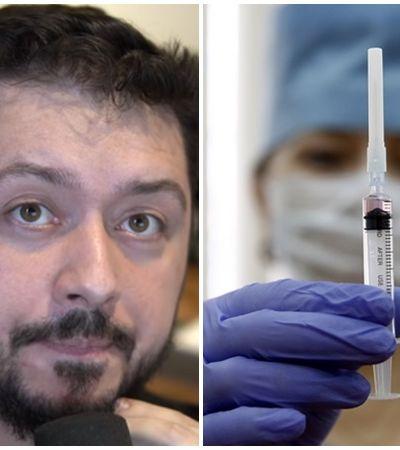 Atila Iamarino explica como vacina da Rússia contra covid-19 'não segue boas práticas'