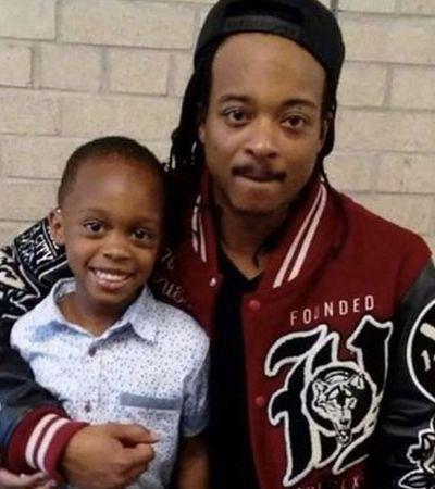 Homem negro que perdeu movimento das pernas após 7 tiros de policial branco separava briga