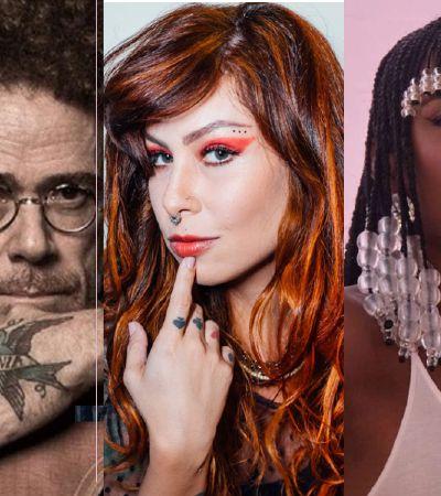 Agenda Hype em casa: Pitty, Nando Reis, Elza Soares e Majur nos destaque da semana