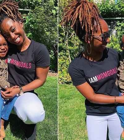 Menino de 3 anos surpreende mãe ao recitar mantra de autoafirmação ensinado por ela um ano antes