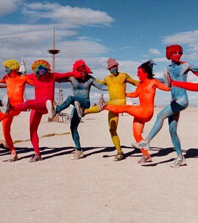 Burning Man ganha edição digital em 2020 com direito a galeria 3D de artistas brasileiros