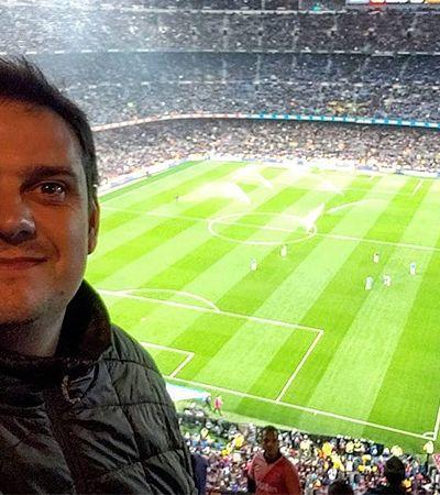 Comentarista demitido após mandar jogador 'pra senzala' tinha grupo no WhatsApp com mesmo nome