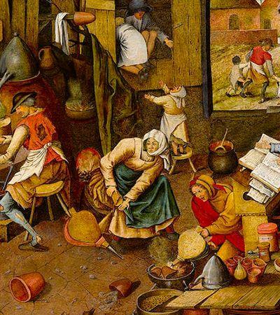 5 pinturas alegóricas famosas e seus significados ocultos desvendados