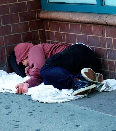 EUA e o paradoxo da maior potência do mundo com os piores índices de pobreza entre os países ricos