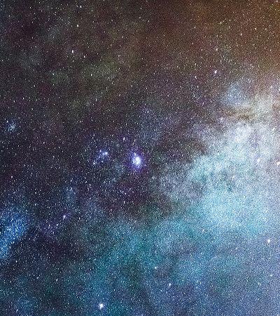 'Borboleta espacial' capturada há mais de 6 mil anos luz no espaço encanta por detalhes
