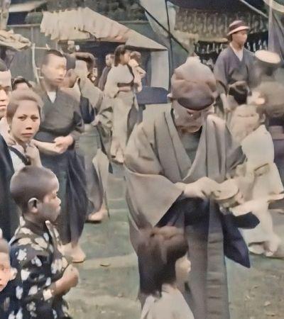 Vídeo em alta resolução feito por inteligência artificial mostra Japão dos anos 1910