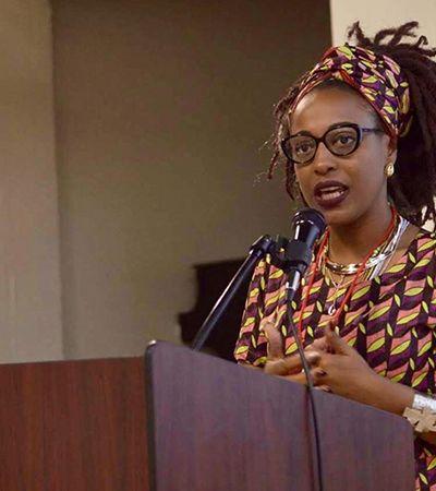 Katiúscia Ribeiro abre vagas para curso de introdução à filosofia africana; participe