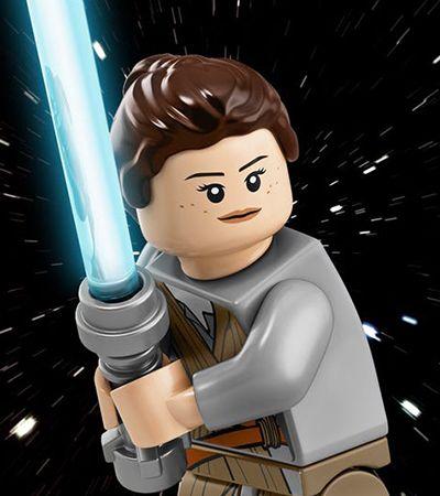 'Star Wars' firma parceria com LEGO para a produção de especial de Natal