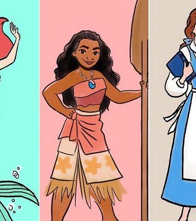 Qual princesa da Disney é você, segundo o teste eneagrama de personalidade