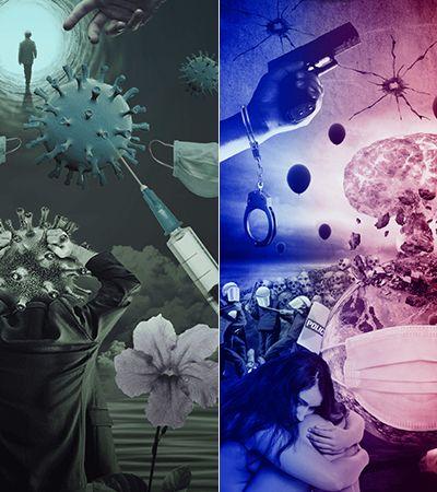 Designers ilustram sonhos de mil pessoas durante pandemia de Covid-19 a partir de pesquisa
