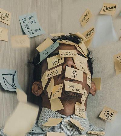 Teste simples mede seus níveis de ansiedade, estresse e depressão