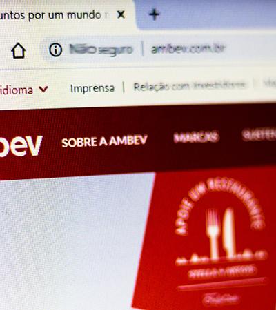 Ambev abre seleção online de vagas para trainee. Salário é de R$ 7 mil e não precisa de inglês