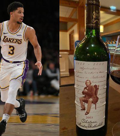 Astros da NBA dividem paixão por vinho durante isolamento em Orlando