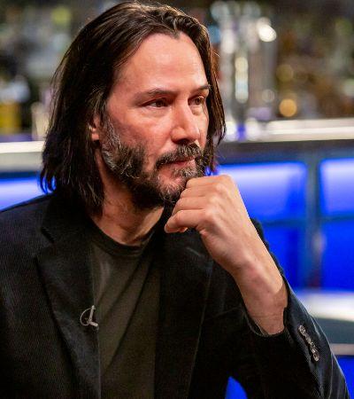 Keanu Reeves fala sobre a descoberta de que Matrix é uma alegoria transgênero