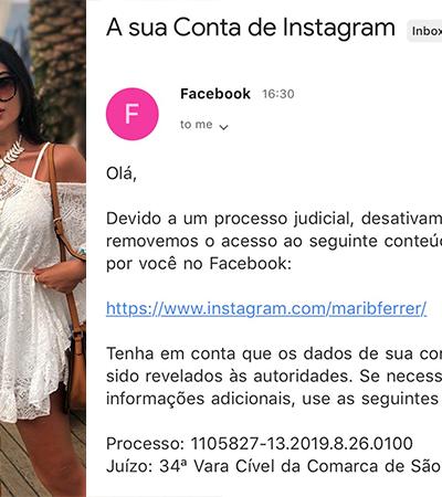 Jovem estuprada no Cafe de La Musique diz que abusador fez Instagram remover sua conta