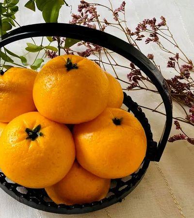 Essas tangerinas não são frutas e escondem uma história de persistência e superação