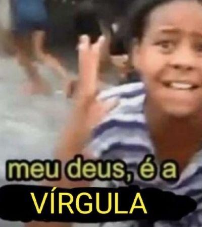 Vírgula: thread cheia de memes vai te ensinar a usar a pontuação de uma vez por todas