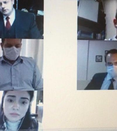 Mariana Ferrer: advogado usou fotos sensuais para desqualificar vítima, diz ND+. ; Dedinho na boquinha'