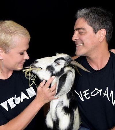 Xuxa revela que sexo melhorou com adoção de dieta vegana e vitalidade 'dobrou'