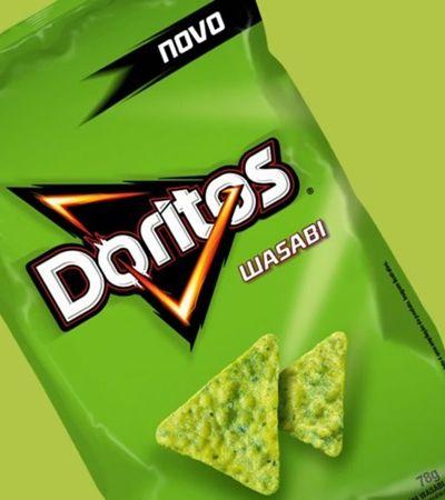 Doritos lança sabor wasabi e tem gente dizendo que marca foi longe demais